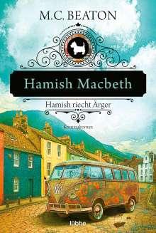 M. C. Beaton: Hamish Macbeth riecht Ärger, Buch
