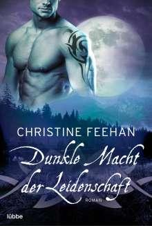 Christine Feehan: Dunkle Macht der Leidenschaft, Buch