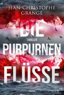 Jean-Christophe Grangé: Die purpurnen Flüsse, Buch