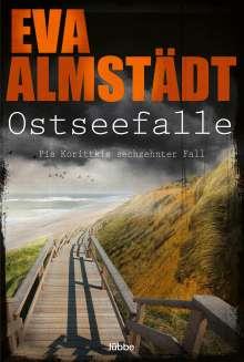 Eva Almstädt: Ostseefalle, Buch