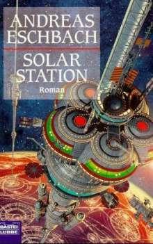 Andreas Eschbach: Solarstation, Buch