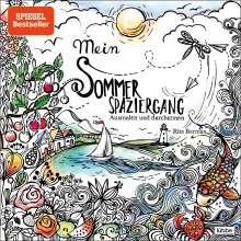 Rita Berman: Mein Sommerspaziergang, Buch
