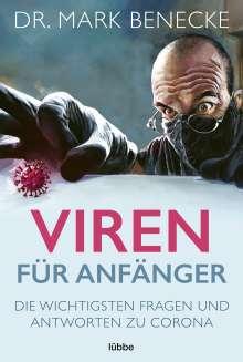 Mark Benecke: Viren für Anfänger, Buch