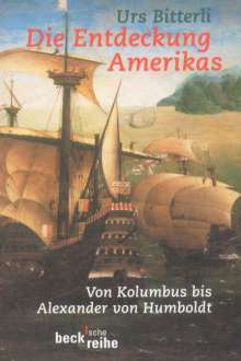Urs Bitterli: Die Entdeckung Amerikas, Buch