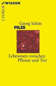 Georg Schön: Pilze, Buch
