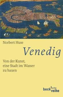 Norbert Huse: Venedig, Buch