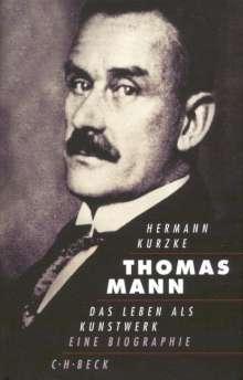 Hermann Kurzke: Thomas Mann. Sonderausgabe, Buch
