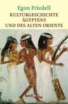 Egon Friedell: Kulturgeschichte Ägyptens und des Alten Orients, Buch