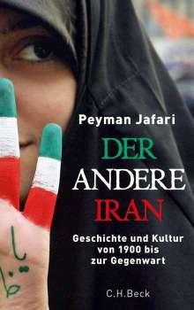 Peyman Jafari: Der andere Iran, Buch
