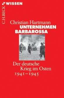 Christian Hartmann: Unternehmen Barbarossa, Buch