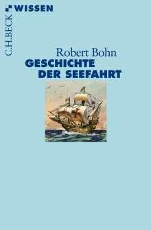 Robert Bohn: Geschichte der Seefahrt, Buch
