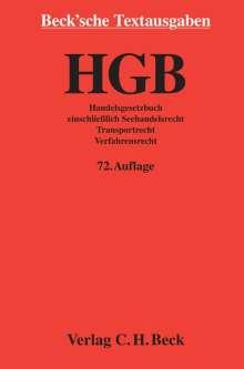 Handelsgesetzbuch, Buch