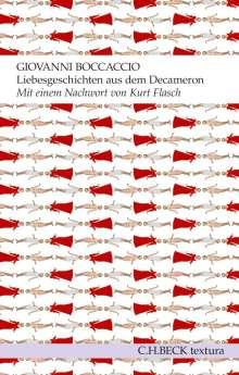 Giovanni Boccaccio: Liebesgeschichten aus dem Decameron, Buch