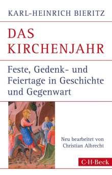 Karl-Heinrich Bieritz: Das Kirchenjahr, Buch