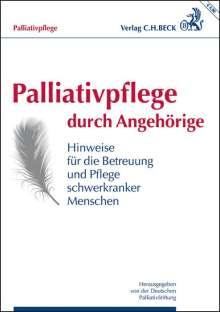 Thomas Sitte: Palliativpflege durch Angehörige, Buch