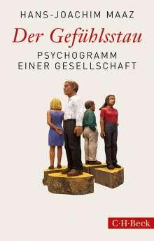 Hans-Joachim Maaz: Der Gefühlsstau, Buch