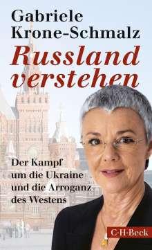 Gabriele Krone-Schmalz: Russland verstehen, Buch