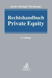 Rechtshandbuch Private Equity, Buch