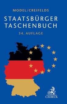 Staatsbürger-Taschenbuch, Buch