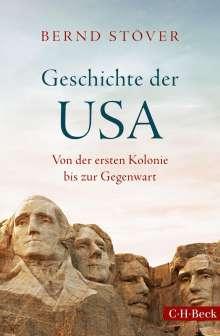 Bernd Stöver: Geschichte der USA, Buch