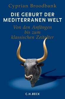 Cyprian Broodbank: Die Geburt der mediterranen Welt, Buch