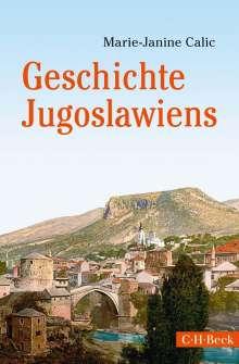 Marie-Janine Calic: Geschichte Jugoslawiens, Buch