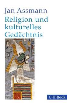 Jan Assmann: Religion und kulturelles Gedächtnis, Buch