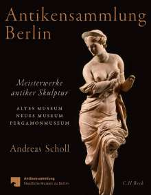 Andreas Scholl: Antikensammlung Berlin, Buch