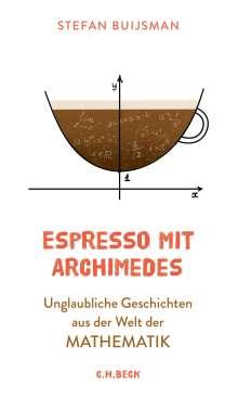Stefan Buijsman: Espresso mit Archimedes, Buch