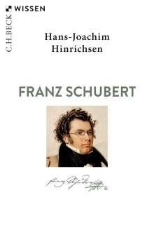 Hans-Joachim Hinrichsen: Franz Schubert, Buch
