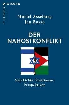 Muriel Asseburg: Der Nahostkonflikt, Buch