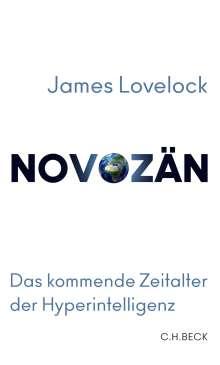 James Lovelock: Novozän, Buch