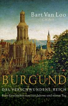 Bart Van Loo: Burgund, Buch