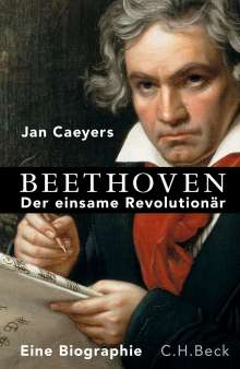 Jan Caeyers: Beethoven, Buch