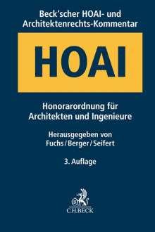 Beck'scher HOAI- und Architektenrechts-Kommentar, Buch