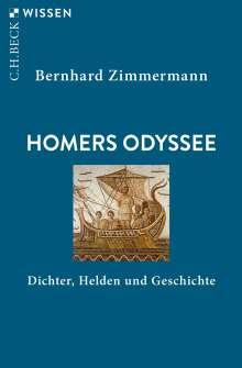Bernhard Zimmermann: Homers Odyssee, Buch