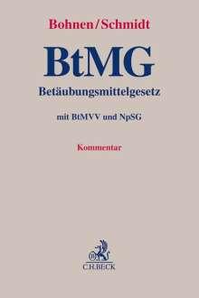 BtMG, Buch