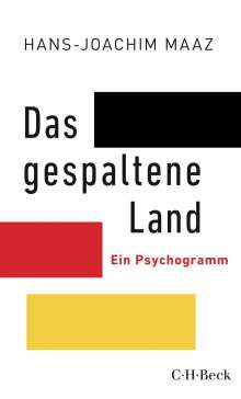 Hans-Joachim Maaz: Das gespaltene Land, Buch
