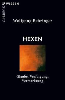 Wolfgang Behringer: Hexen, Buch