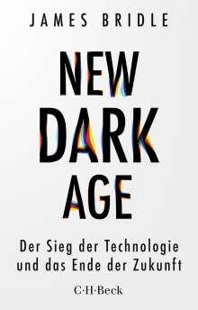 James Bridle: New Dark Age, Buch