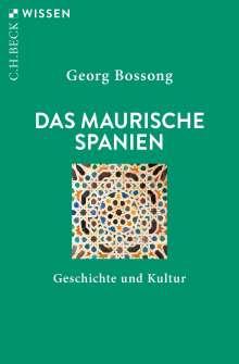 Georg Bossong: Das Maurische Spanien, Buch