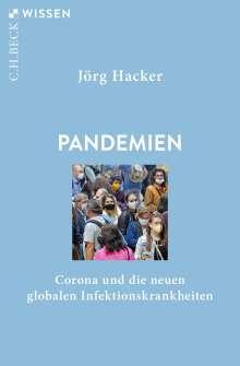 Jörg Hacker: Pandemien, Buch
