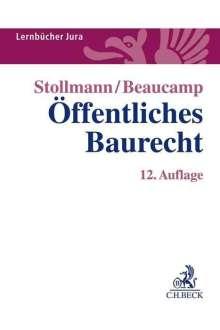 Frank Stollmann: Öffentliches Baurecht, Buch