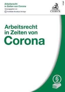 Arbeitsrecht in Zeiten von Corona, Buch