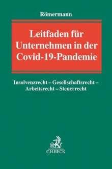 Leitfaden für Unternehmen in der Covid-19-Pandemie, Buch