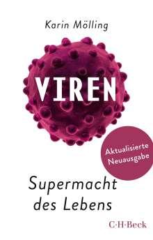 Karin Mölling: Viren, Buch