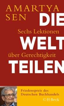 Sen Amartya: Die Welt teilen, Buch
