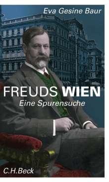 Eva Gesine Baur: Freuds Wien, Buch