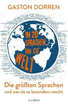 Gaston Dorren: In 20 Sprachen um die Welt, Buch