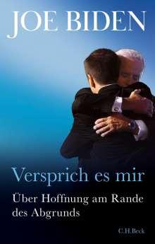 Joe Biden: Versprich es mir, Buch